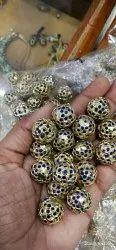 Meenakari Beads