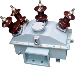 Oil Filled Residual Voltage Transformers