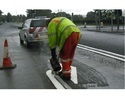 Road Marking Contractor Service