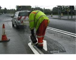 Road Marking Contract Service