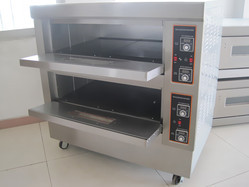 Biscuit Making Oven