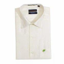 4f94dbbd0fdf1d Khoday Silk Streams Slim Fit Mens Cotton Silk Shirt