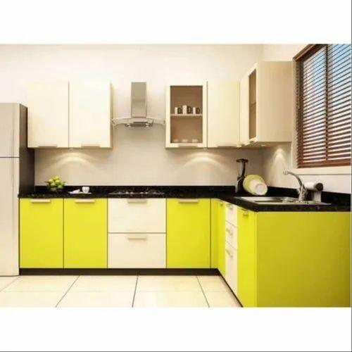 PVC Modular Kitchen, Kitchen Cabinets