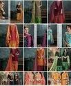 Silk Patiala Suits