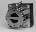 1 Phase Bipolor Tin Can Stepper Spur Reduction Gearhead
