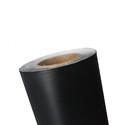 Black Color Vinyl Roll