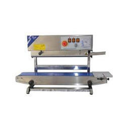 SS Band Sealing Machine