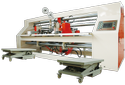 Double Joint Corrugated Box Stitching Machine