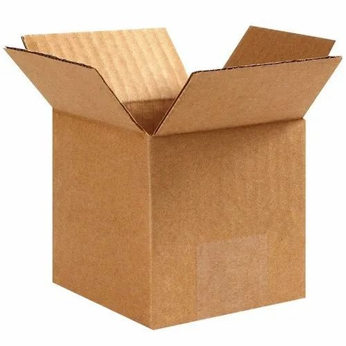 Corrugated Cardboard Box, for Shipping, 5