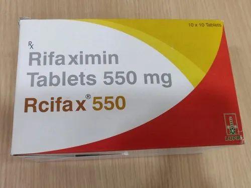 Rcifax 550mg Tablet