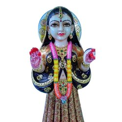 Khodiyar Maa Marble Statue, Size: 2.5 Feet Height