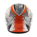 Youth Full Face Helmet For Motorcycle, Size: Md