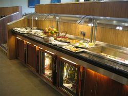 Buffet Cold Counter