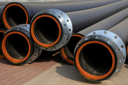 HDPE Pipe With Flange