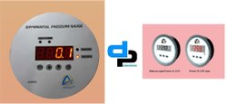 Aerosense Digital Differential Pressure Gauge Series