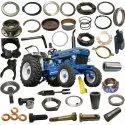 Rear Axle, Differential & Related Parts For Farm Trac 60, 70, 6060