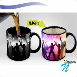 Ceramic Magic Mug - 11 oz Capacity