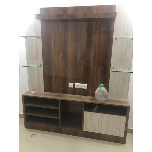 Brown Solid Wood Tv Rack Rs 600 Square Feet Purport Furniture