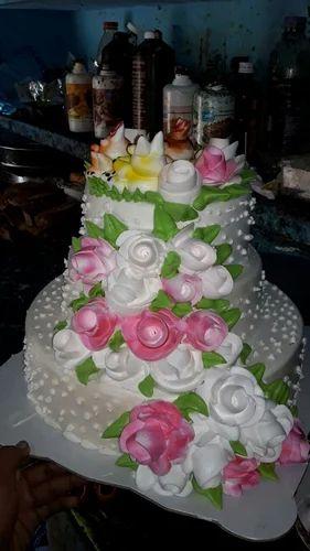 Ramesh Bakers Makrana Wholesale Trader Of Flower Designer Cake