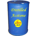 Distilled Acetone