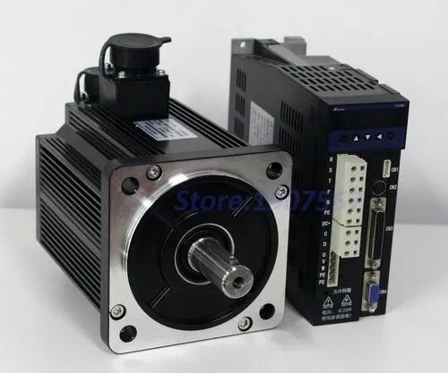 Single Phase 1500 RPM Large Torque Motor Servo Driver, 1-5 kW