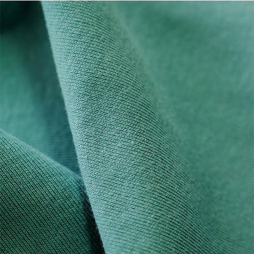 98a57c89b10 Custom Color Possible Plain Organic Cotton Jersey Fabrics For T-Shirts,  GSM: 100
