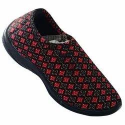TRENDY Canvas Ladies Shoes, Size: 5-8