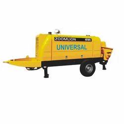 Universal Concrete Pump, Universal Construction Machinery