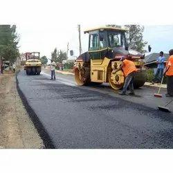 Asphalt Road Construction Service, Pan India
