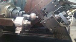 SPM CNC SS Ball Turning Machines