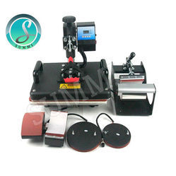 5 In 1 T Shirt Printing Machine