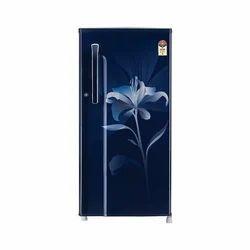 Plastic 3 Star LG Single Door Refrigerator, 2 Year
