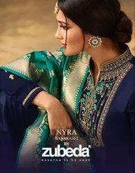 Zubeda  Nyra Banarasi Vol-2 Designer Wear Salwar Suit