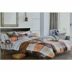 Sig. Zordan Printed Bed Sheet