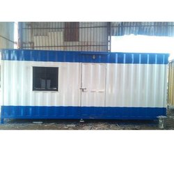 Color Coated Prefabricated Portable Cabin