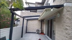 Modular Outdoor Retractable Roof
