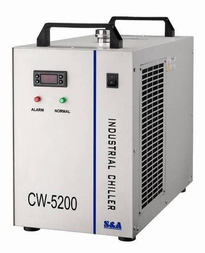Water Chiller CW5200, 58x29x47(lxwxh), 1400w
