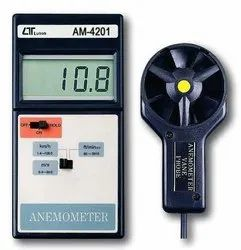 Lutron AM-4201 Digital Anemometers