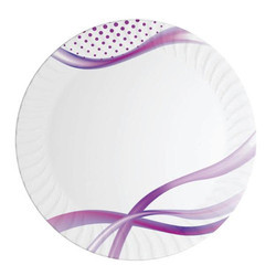 Pacific Magnetic Shape Melamine Plate