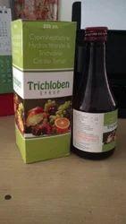 Cyproheptadine Hydrochloride Trichloline Sorbitol Syrup