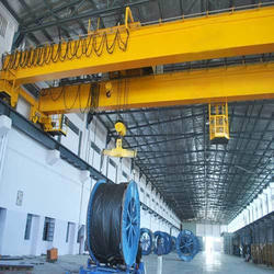 Double Girder EOT Crane with Platform