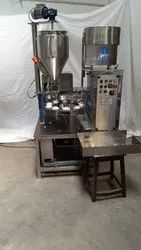 Balm Stick Filling & Packing Machine