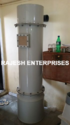 PP Scrubber / PP Blower with FRP / PP Fabrication