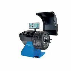 B7600L Wheel Balancing Machine / Vehicle Wheel Balancer