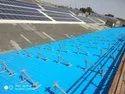 Tin Top Solar Panel Aluminium Mounting Structure