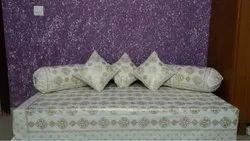 Cotton Diwan Bed Sheet