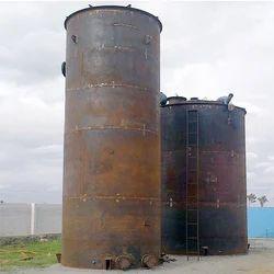 MS Vertical Tank