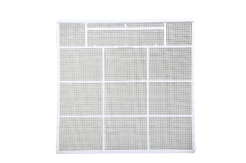 CE Plastic AC Air Filter