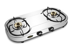 Double Burner Gas Stove SU 2B-224 TWIN STAR