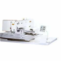 CC-342G-01CF Hole Punching and Pattern Sewing Machine